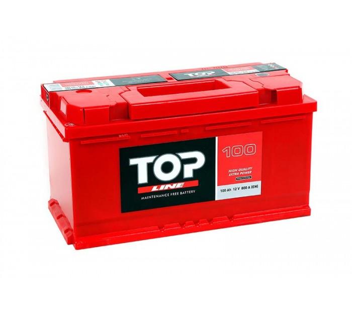 Akumulator TOP LINE 12V 100AH