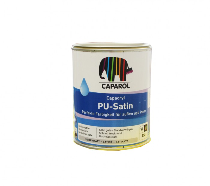 CAPAROL CX Capacryl PU Satin 0,7l