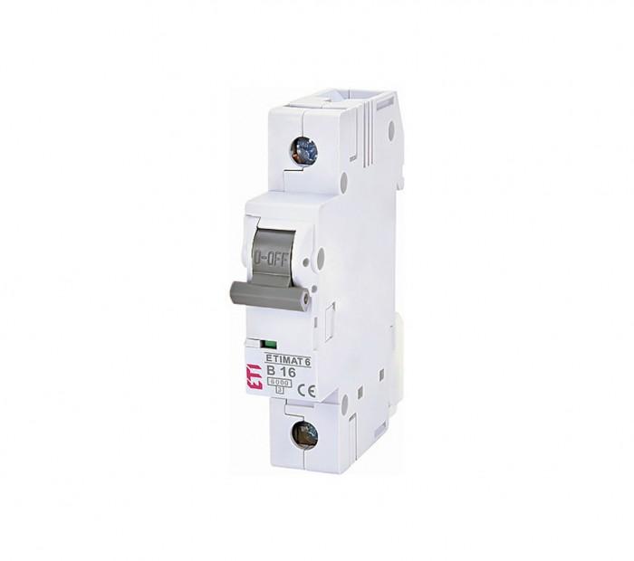 ETI automatski osigurač 16A-1P