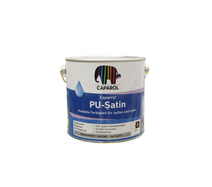 CAPAROL cx capacryl pu satin 2,4L