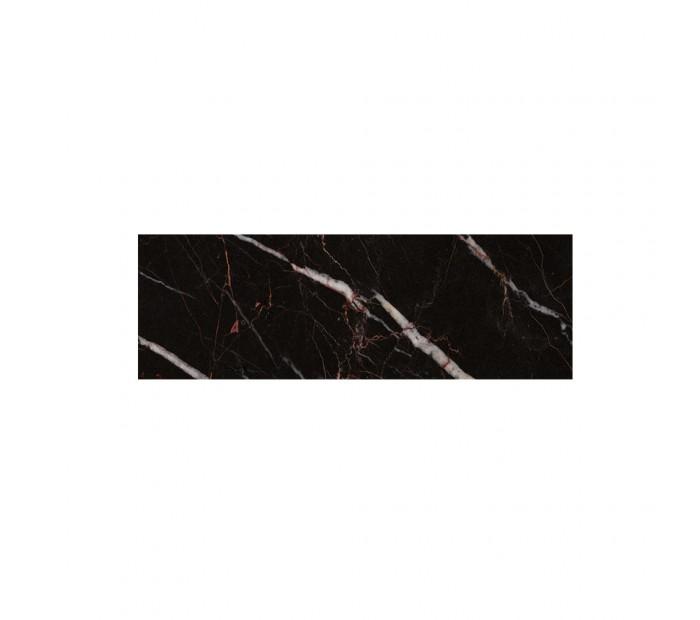 Keramička Pločica LUXOR BLACK 25x75