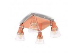 MODENA spot lampa 4xE14