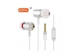 EZRA metalne slušalice EA13 EXTRA BASS 3.5mm