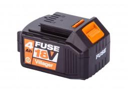 VILLAGER FUSE baterija 18V 4 Ah