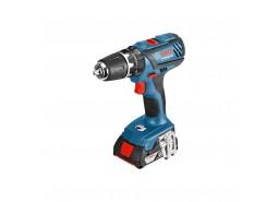 Bosch aku udarna bušilica odvijač GSR 18-2-LI Plus Professional (2x2Ah)
