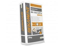 BEKAMENT bk-stirolfix WDVS 25-1 ljepilo za stiropor