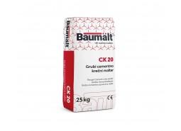 BAUMALT CK20 grubi cementno krečni malter 2,0MM 25kg