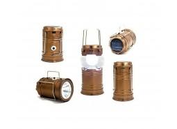 LED lampa fenjer punjiva (solarna)
