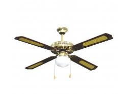 Stropni ventilator sa svjetlom MAX 50W  / 4 oštrice 1XE27