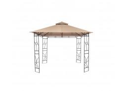 Metalna gazebo tenda panama BEŽ