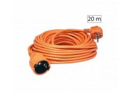 HOME Produžni strujni kabel 1 utičnica 20M